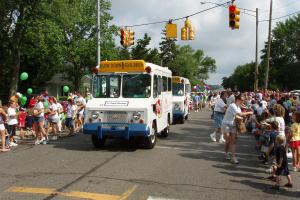 Reserve a Vintage Ice Cream Truck
