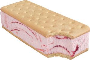 BIG Double Strawberry® Ice Cream Sandwich