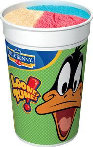 Looney Tunes Ice Cream Cup