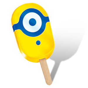 Popsicle® Despicable Me Minions™