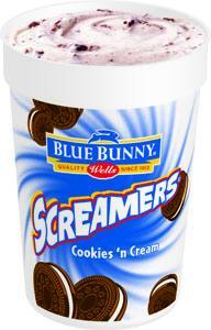 Screamers Cookies 'n Cream Cup