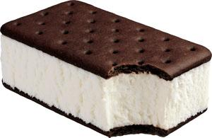 Simply Vanilla™ Ice Cream Sandwich