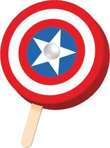Avengers Captain America Bar