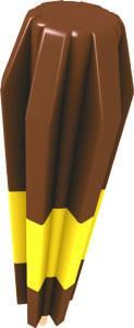 Banana Fudge Bomb Pop