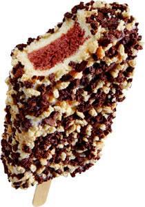 King Size Chocolate Eclair Ice Cream Bar